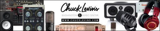 Thanks to Chuck Levins for supporting the Mountain Recording Retreat!